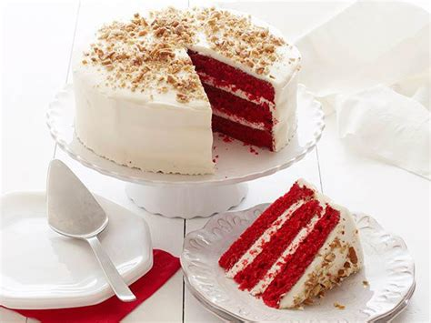 Southern Red Velvet Cake Recipe   Food Network