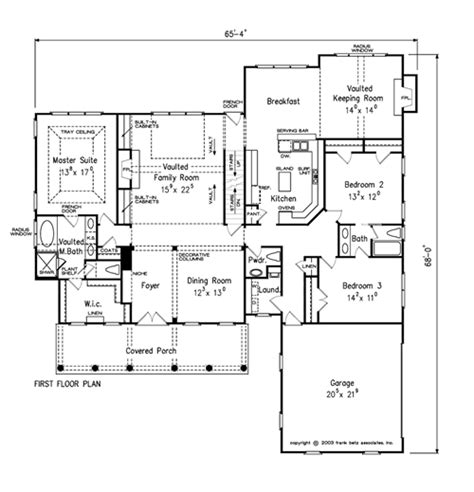 Frank Betz Floor Plans by Devonhurst House Floor Plan Frank Betz Associates