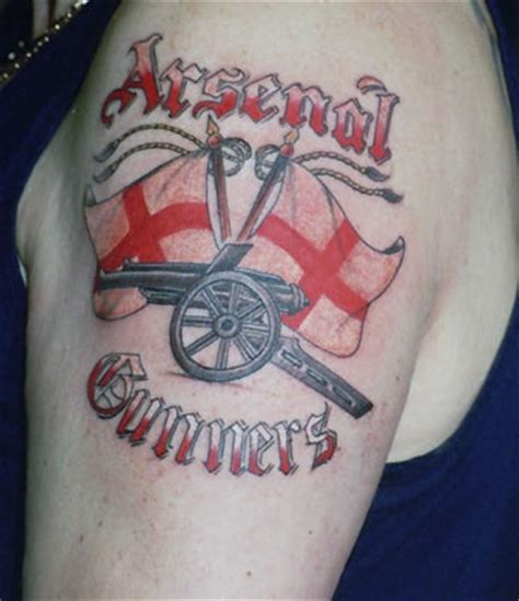 arsenal fc tattoo designs 8 best arsenal football club images on arsenal