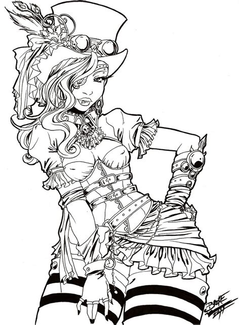 coloring book artist prize steunk foal by tsuzukikun on deviantart