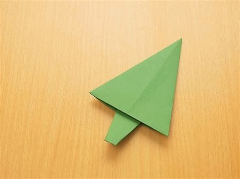 How To Make Tree Origami - how to make an origami tree 9 steps with pictures