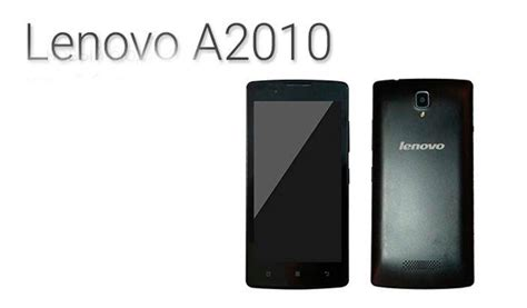 Lenovo Vibe A2010 most affordable 4g phone in india lenovo a2010