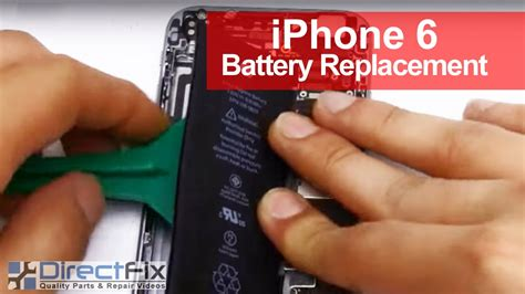 iphone 6 battery replacement iphone 6 battery replacement shown in 3 minutes