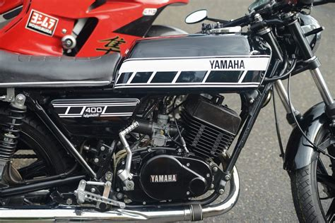 Yamaha Rd 400 Motorrad by Yamaha Rd 350 Rd 400 1973 1979 Motorradtraum Der 1970er
