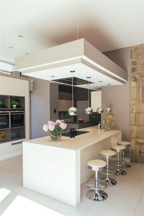 Kitchen Hood Designs Magnificent Kitchen Soffit In Kitchen Contemporary With