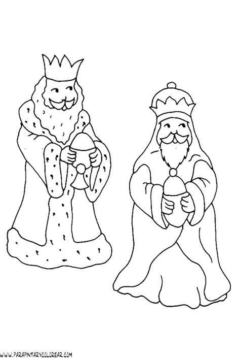 imagenes de reyes magos para hombres dibujos reyes magos navidad 020
