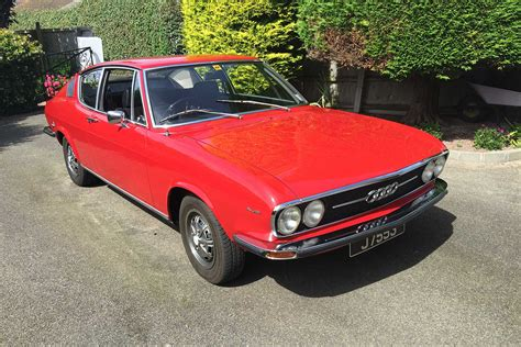 Audi S100 Coupe by Audi 100 Coup 233 S 1973 Sold Jersey Classic And Vintage