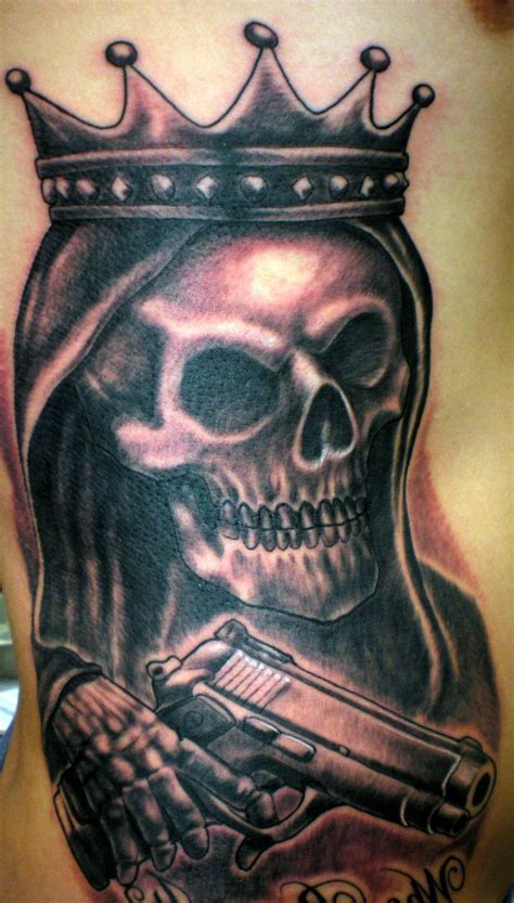 gun tattoo meaning gun tattoos meaning cool tattoos bonbaden