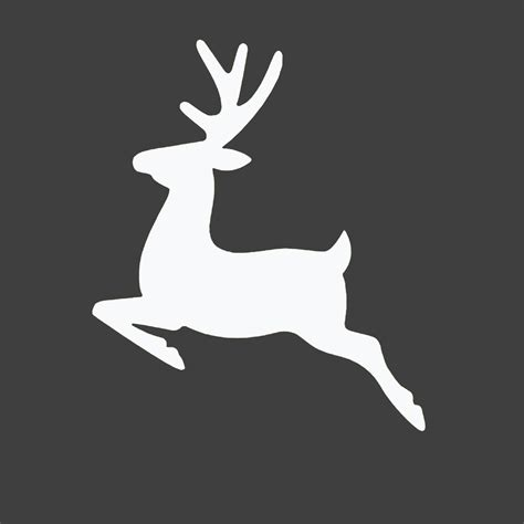 google images reindeer flying reindeer silhouette google search appliques