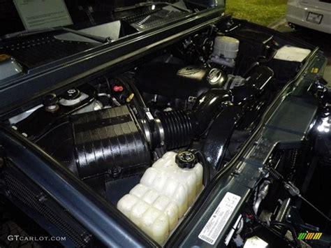 2005 hummer h2 engine specs 2005 hummer h2 sut 6 0 liter ohv 16 valve v8 engine photo