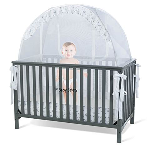 Baby Crib Safety Net by Baby Crib Safety Net Pop Up Tent Never Recalled Ebay