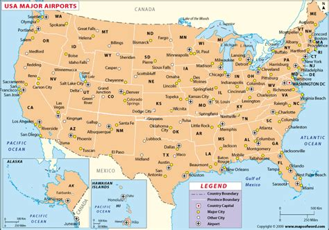 map of usa states detroit leading airport and aviation staffing recruiting company
