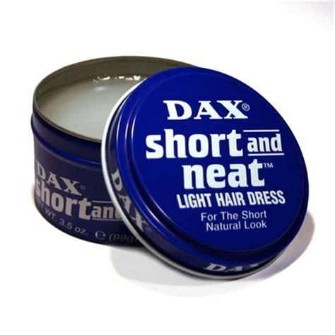 Pomade Neat dax neat light hair dressing