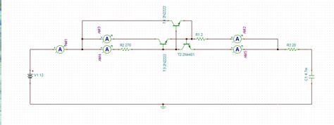 transistor limiter transistor current limit circuit power handling electrical engineering stack exchange