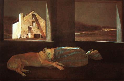 Andrew Wyeth Sleeper by Poetizando Andrew Wyeth