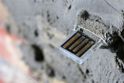 dead drop dread drops usb is in these walls around the world