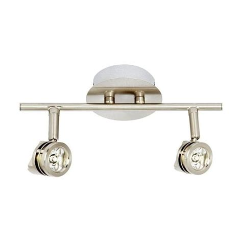 endon el 10115 2 light wall ceiling mounted spotlight