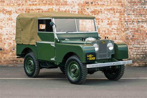 land rover official buying guide land rover series i