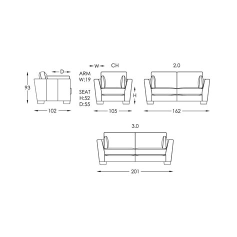 Shed Some Light Definition by 100 Elwood Sofa Furniture Active Comfort