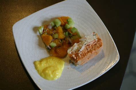 p 226 t 233 de poisson avec salade de mangue et mayonnaise 224 la mangue babounette en cuisine