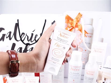 Pelembab Avene a color how to put your makeup for your sensitive skin