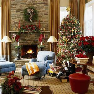 33 best christmas country living room decorating ideas