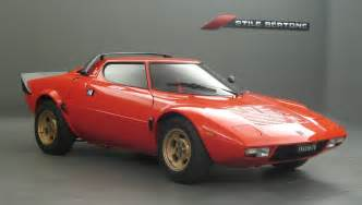 Lancia Statos History Of Lancia Stratos Rally Car Speeddoctor Net