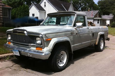 grey jeep file jeep j 10 pickup truck grey fl jpg wikimedia commons