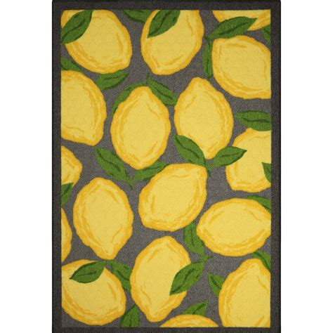 Yellow Kitchen Rugs Kitchen Glamorous Lemon Kitchen Rug Awesome Lemon Kitchen Rug Lemon Kitchen Rug Target With