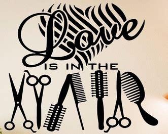 Sisir Barbershop aliexpress buy hair salon vinyl decal sicciors comb