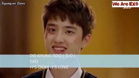 idol acting cut ( d.o , woohyun , hoya , sungyeol , L ... Infinite Sungyeol Masterlist