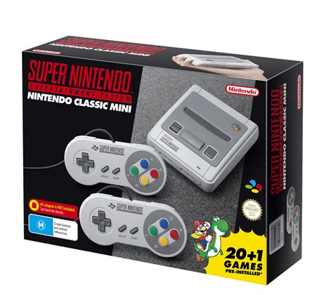 Nintendo Snes Classic Mini Edition Nes Classic 21 Nintendo Announces The Snes Classic Edition Out This September With Fox 2 Vooks