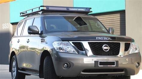 Roof Rack Patrol by Nissan Patrol Y62 Roof Racks