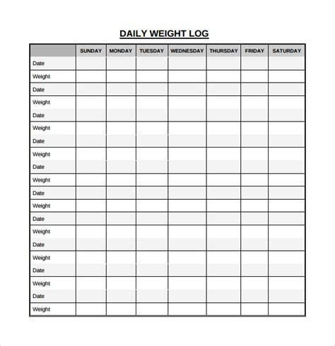work journal template sle daily log template 15 free documents in pdf word