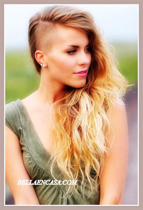 fotos de rapados de pelo de mujer coleccion de cortes rapados para mujer bella en casa