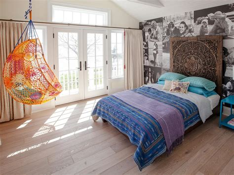 eclectic bedrooms wood floors for bedrooms pictures options ideas hgtv