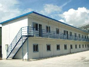 Sell Prefabricated Building, Prefab House, Movable House