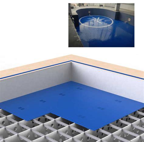 swimming pool depth reducing false floors poly advisory