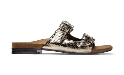 Homypro Sandal Slip On D 001 Black vionic czarina s slip on sandals ebay
