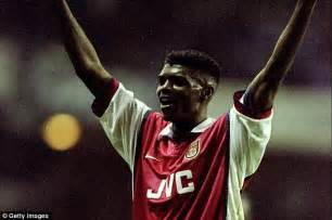 martin keown says kanu s goal in 1999 was his highlight daily mail