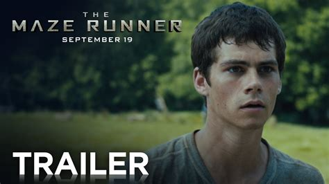 film maze runner trailer the maze runner official final trailer hd 20th