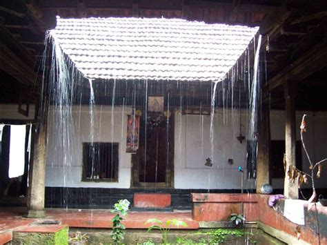 nalukettu interior google search courtyard pinterest nalukettu during rain monsoon pinterest rain search