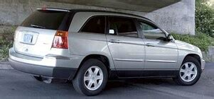 security system 2004 chrysler pacifica parental controls 2005 chrysler pacifica reviews and rating motor trend