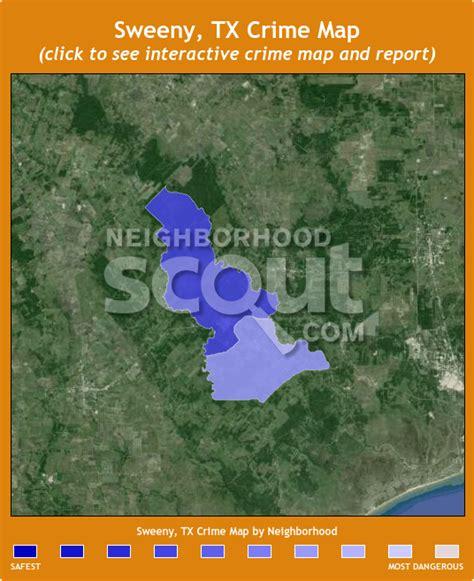 map of sweeny texas sweeny 77480 crime rates and crime statistics neighborhoodscout