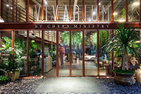 Bedroom Color Idea bangkok warehouse becomes terrarium inspired restaurant