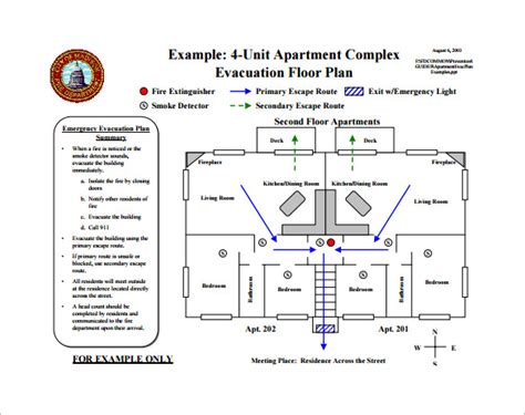 safety evacuation plan template evacuation plan template 18 free word pdf documents