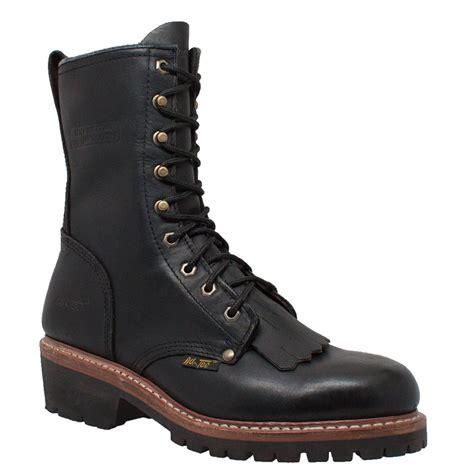 adtec boots adtec 10 quot fireman logger s boot ebay