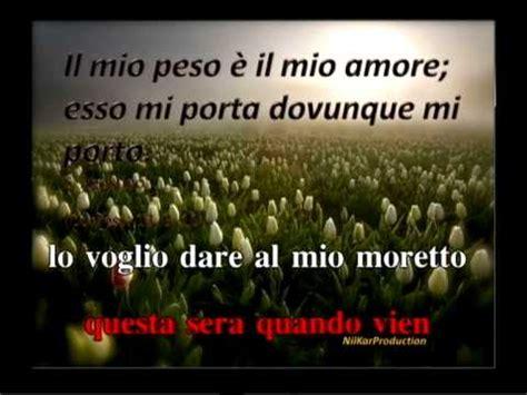 quel mazzolin di fiori testo canti popolari italiani quel mazzolin di fiori be