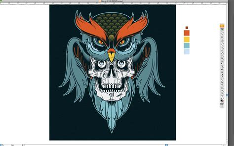 tutorial illustrator owl adobe illustrator photoshop tutorial t shirt design in
