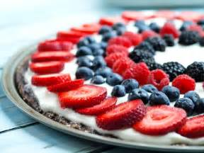 easy healthy fruit dessert pizza happy healthy mama